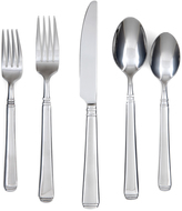 Cambridge Silversmiths Palais Mirror 65-Piece Flatware Set