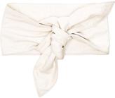 Rodarte Lambskin Tie Waist Belt