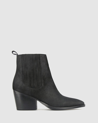 betts Misty Leather Western Boots