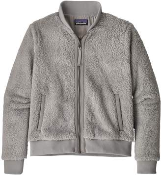 Patagonia Women's Los Gatos Fleece Bomber Jacket