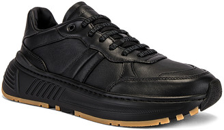 Bottega Veneta Speedster Sneaker in Black | FWRD
