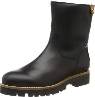Panama Jack Women's Tayla Igloo Travelling Ankle Boots Black (Negro B1) 5 UK
