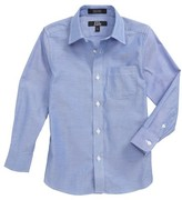 Nordstrom Boy's Check Dress Shirt