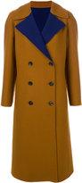 Etro double breasted coat - women - Wool - 42