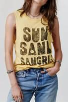 Daydreamer Sun Sand Sangria Top