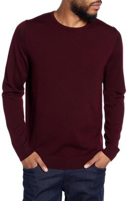 Nordstrom Crewneck Merino Wool Sweater (Regular & Tall)