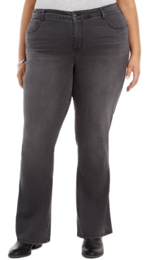Style&Co. Style & Co Plus Size Bootcut Jeans, Created for Macy's