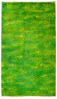 """Solo Rugs Vibrance Overdyed Area Rug, 3'2"""" x 5'7"""""""