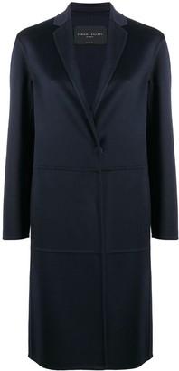 Fabiana Filippi Panelled Cashmere Coat