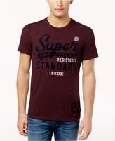 Superdry Men's Standard Issue Logo-Print T-Shirt