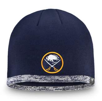 Buffalo David Bitton Men's Fanatics Branded Navy Sabres Authentic Pro Rinkside Beanie