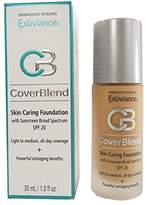 Exuviance CoverBlend Skin Caring Foundations SPF 20 Blush Beige by