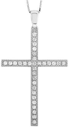 Non Branded Lb Exclusive 14K 0.32 Ct. Tw. Diamond Necklace