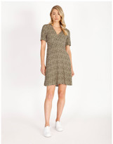 Thumbnail for your product : Only Jada Short Sleeve Dress