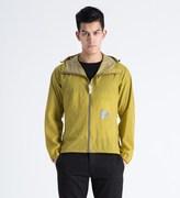 and wander Yellow Rain Jacket