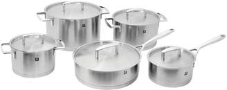 Zwilling Passion 10-Piece Stainless Steel Cookware Set - Induction Ready