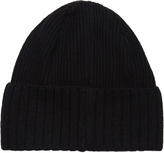 Larose Ribbed-knit merino-blend beanie