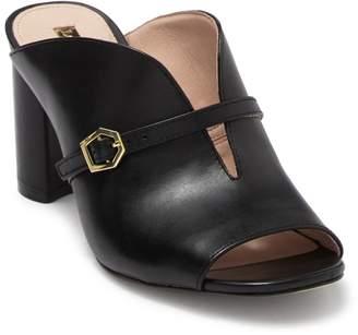 Louise et Cie Kimba Leather Slide Sandal
