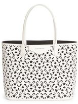 Givenchy Antigona Small Star-Perforated Leather Tote