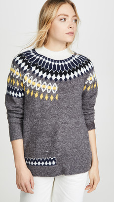 Dna Fair Isle Pull Over