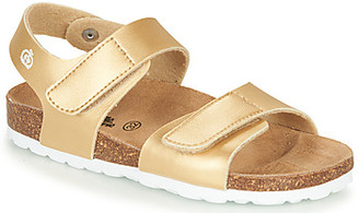 Citrouille et Compagnie BELLI JOE girls's Sandals in Gold