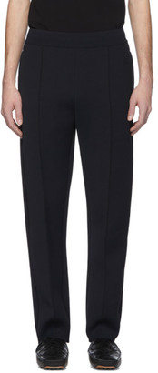 Bottega Veneta Navy Scuba Double Lounge Pants