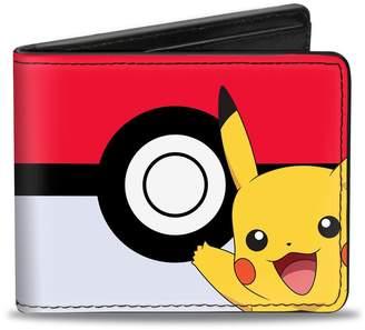 Pokemon Buckle Down Buckle-Down Bifold Wallet