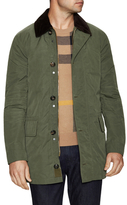 Burberry Spread Collar Single Breasted Jacket