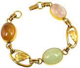 One Kings Lane Vintage Binder Bros Sterling & Gold Bracelet