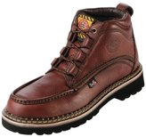 Justin Boots Justin Work Boots Mens Lace Up Steel Toe Chukka WK900