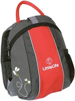 LittleLife Runabout Toddler Daypack, Red