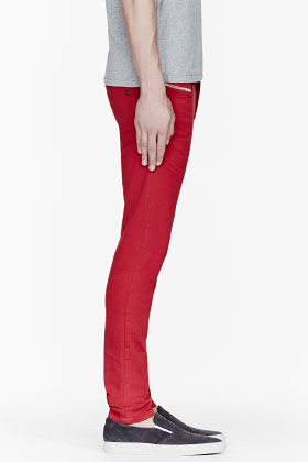 Diesel Jester Red TEPPHAR Jeans