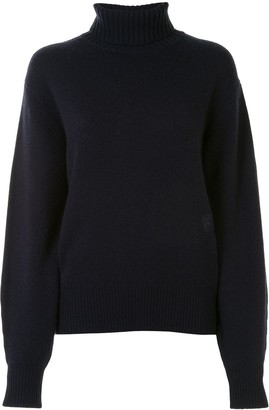 Chloé Roll-Neck Cashmere Jumper