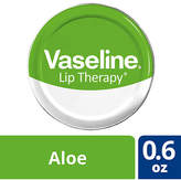Vaseline Lip Therapy Lip Balm Tin Aloe Vera