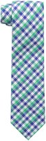Nautica Men's Spring Nautical Check 2 Tie