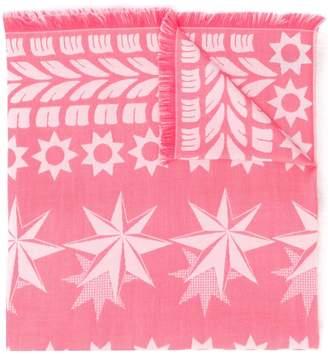 Temperley London Velocity blanket scarf