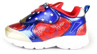 Favorite Characters Wonder Woman Lighted Child Athletic Sneakers