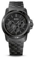 HUGO BOSS 1513031 Chronograph Silicone Strap Origin Watch One Size Assorted-Pre-Pack