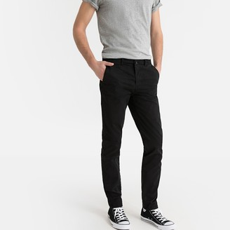 Benetton Stretch Cotton Slim Fit Chinos
