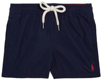 Ralph Lauren Kids Polo Pony Swim Shorts