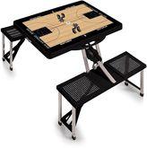 Picnic Time San Antonio Spurs Portable Folding Picnic Table