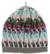 Missoni Rib Knit Beanie