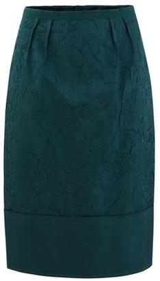 N°21 Crinkle skirt