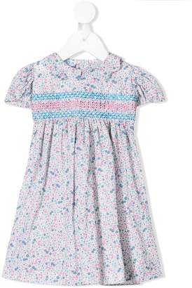 Siola floral print special occasion dress