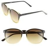 Komono 'Urkel' 51mm Sunglasses