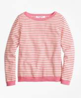 Brooks Brothers Supima® Cotton Stripe Sweater