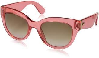 Kate Spade New York Women's Sharlotte Square Sunglasses