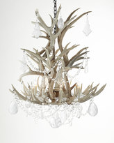 Ralph Lauren Straton Single-Tier 8-Light Chandelier