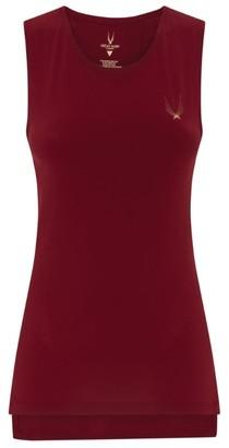 Lucas Hugh Technical Knit Sleeveless T-Shirt