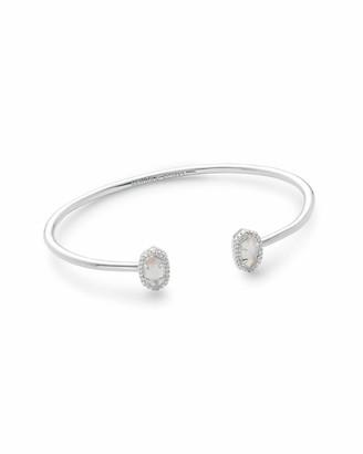 Kendra Scott Calla Cuff Bracelet in Silver